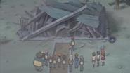 Raimon's destroyed soccer clubroom IE 27 HQ