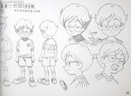 Settei number 3 - Megane Kazuto