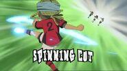 Spinning Cut (OG dub)