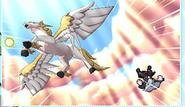 Pegasus soul strike