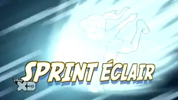 Sprint Éclair