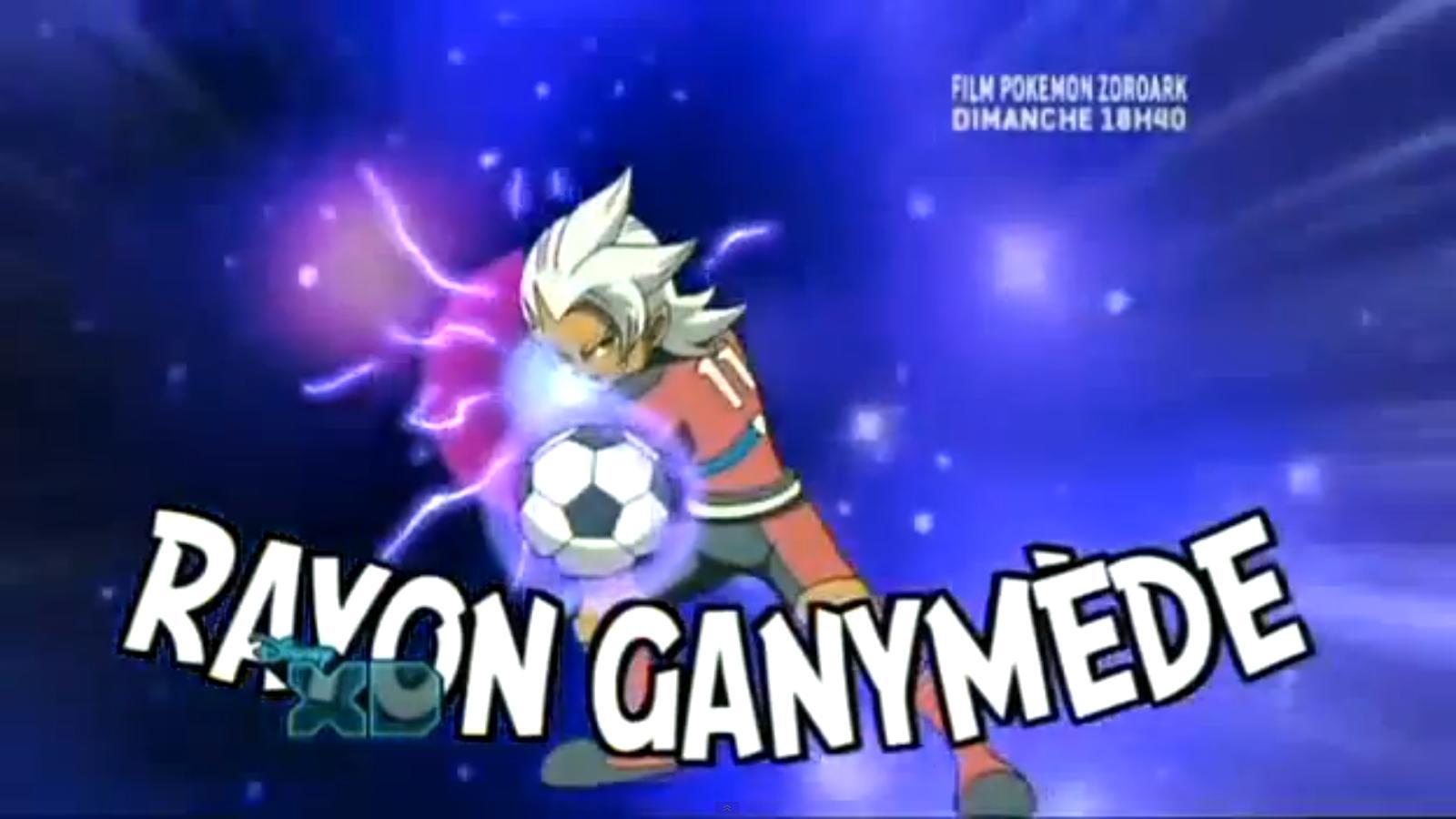 Rayon Ganymède