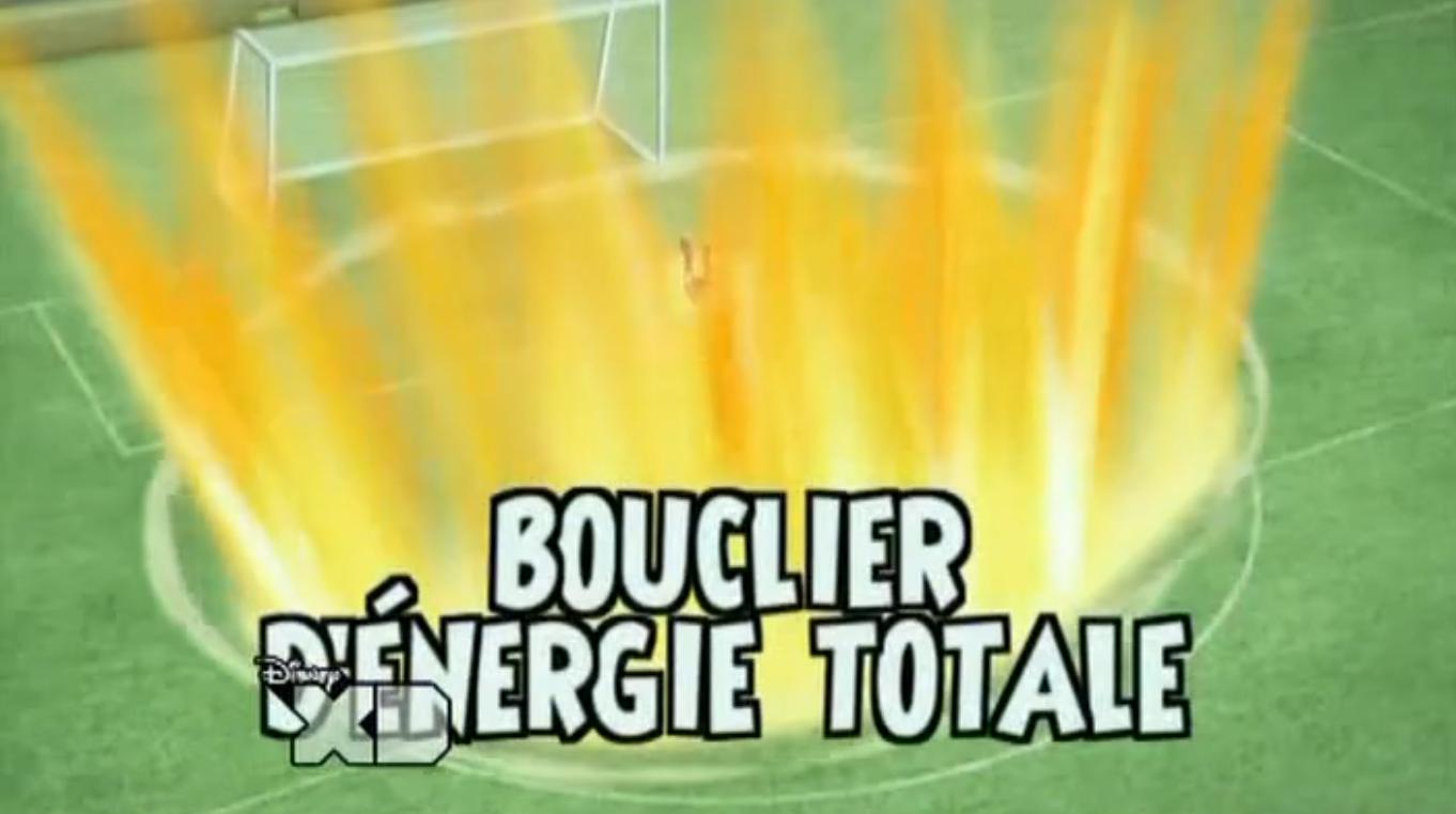 Bouclier d'Énergie Totale
