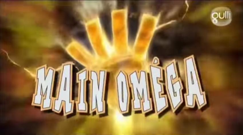 Main Oméga