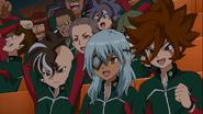 Teikoku happy with the win
