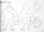 Settei number 3 - Gouin Takeshi