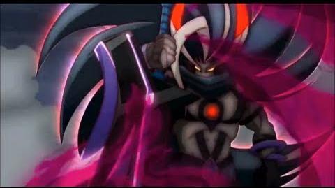 イナズマイレブンGO暗黒神ダークエクソダス_魔王の斧