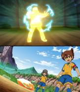 Daisuke's transformation