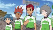 Ares Episode 23 Tonegawa