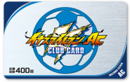 Inazuma Eleven AC - Kurabu Kādo