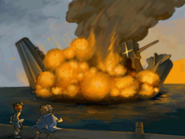 Sous-marin explosant (IE2)