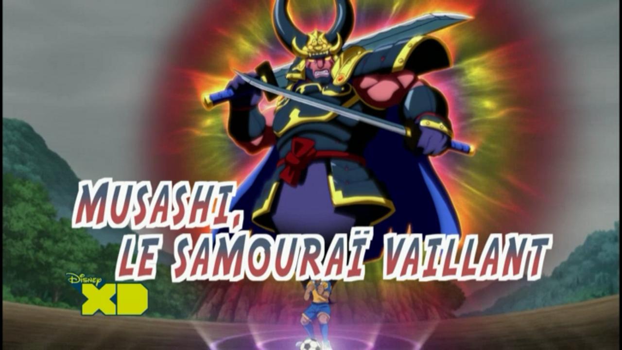 Musashi, Le Samouraï Vaillant
