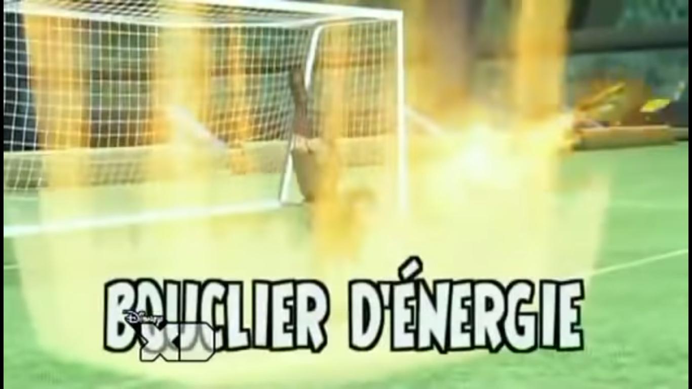 Bouclier d'Énergie