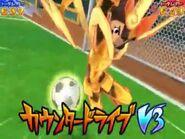 Inazuma Eleven GO Chrono Stones - Coup du Sort