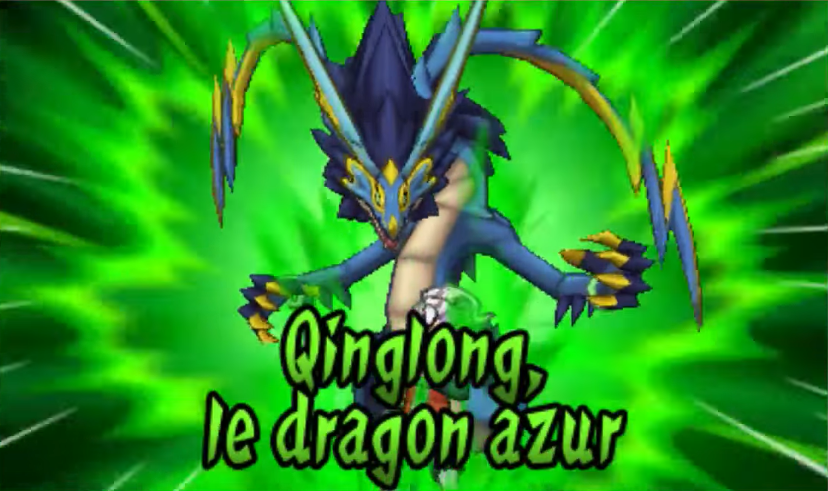 Qinglong, Le Dragon Azur
