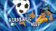 Acrobatic Keep