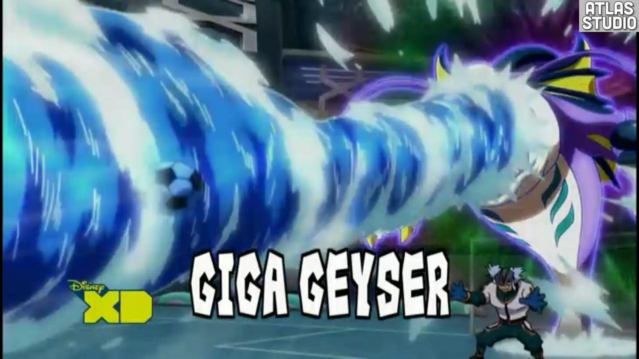 Giga Geyser