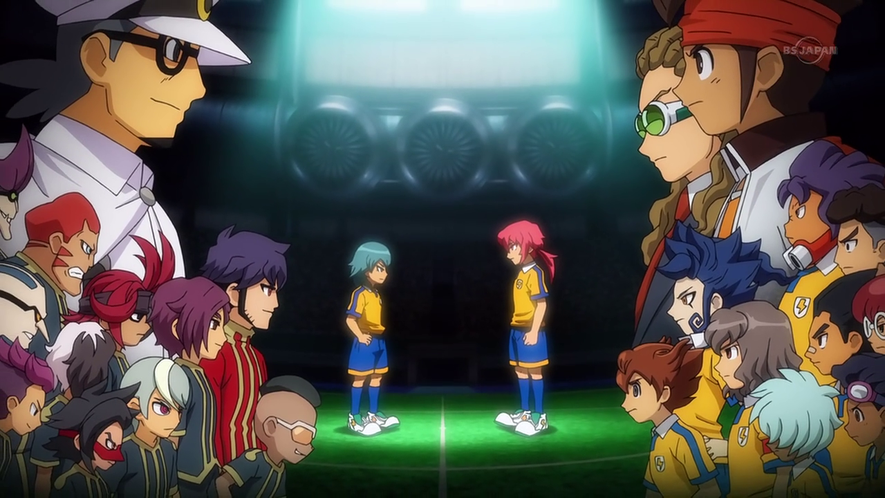Episode 022 Go Inazuma Eleven Wiki Fandom