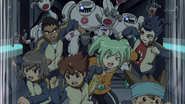 Raimon Trying To Espace From The Robots CS 9 HQ 1
