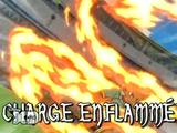 Charge Enflammée