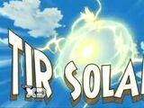 Tir Solaire