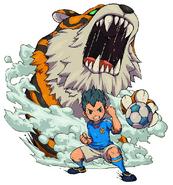 Tiger Drive artwork