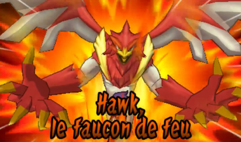 Hawk, Le Faucon de Feu