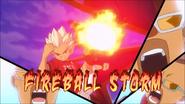 Fireball Storm Ares English