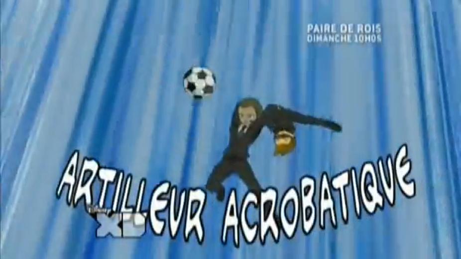 Artilleur Acrobatique