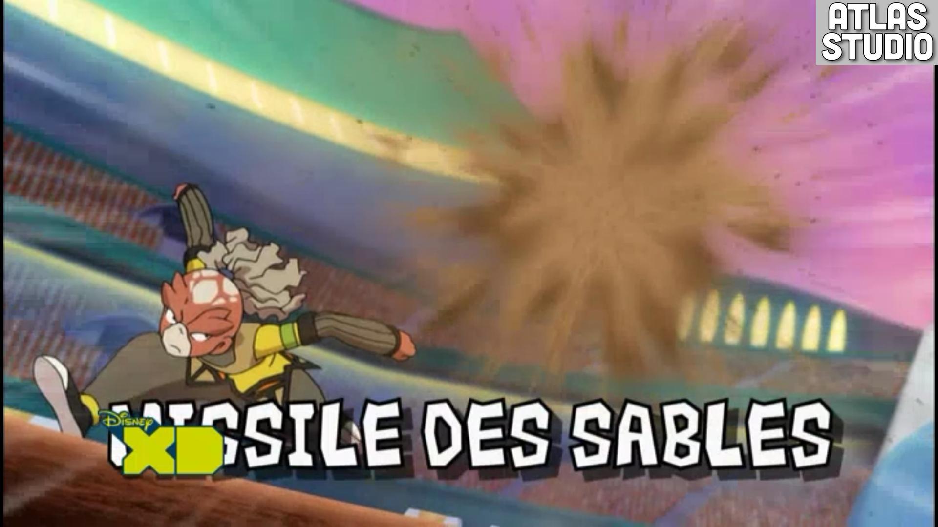 Missile des Sables