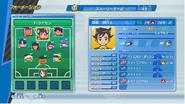 Inakuni Raimon's game formation