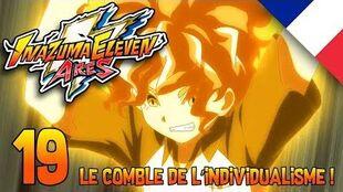 Inazuma Eleven Ares Episode 19 - Le comble de l'individualisme! VF