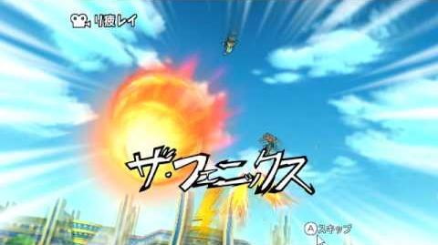 Inazuma eleven striker-Fenix