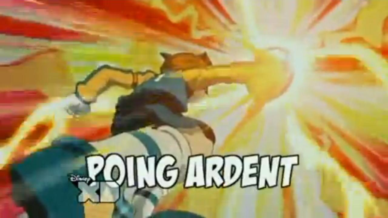Poing Ardent