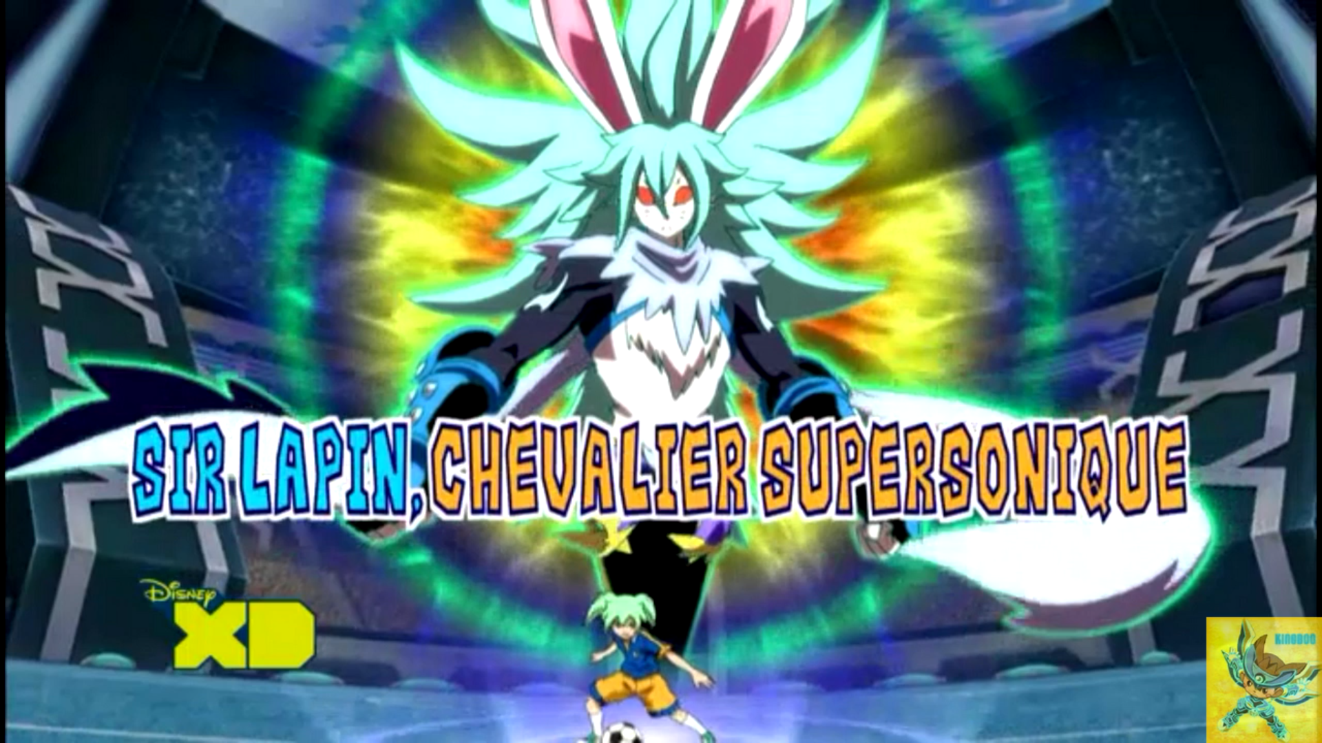 Sir Lapin, Chevalier Supersonique