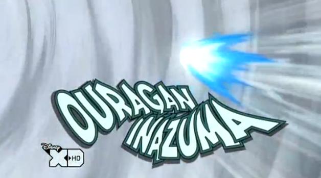 Ouragan Inazuma