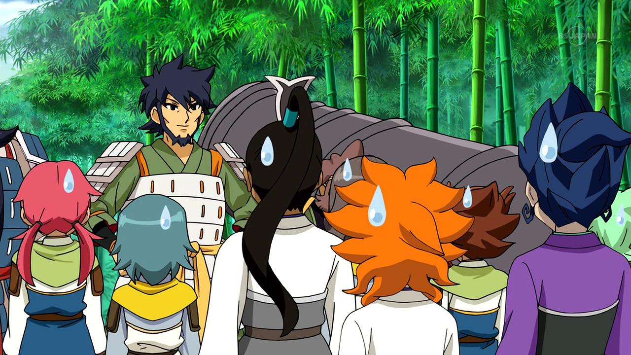 Episode 022 Chrono Stone Inazuma Eleven Wiki Fandom