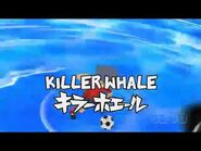 Inazuma Eleven Strikers Xtreme 2012 - Killer Whale