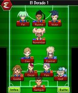 Formation El Dorado 1 (CS)