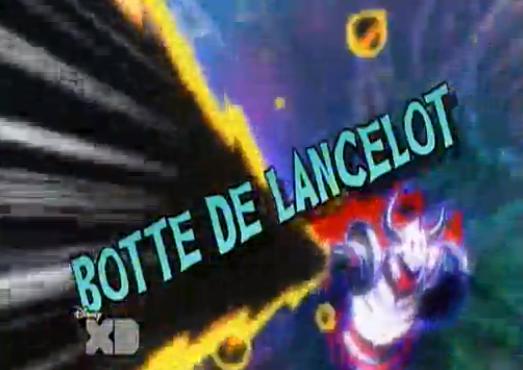 Botte de Lancelot