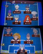 Team Zero Formation Top half