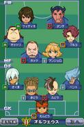 Inazuma Eleven 3 Sekai e no Chousen! The Ogre 50 32193