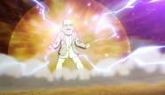 Daisuke Turning In The Chrono Stone CS 11 HQ