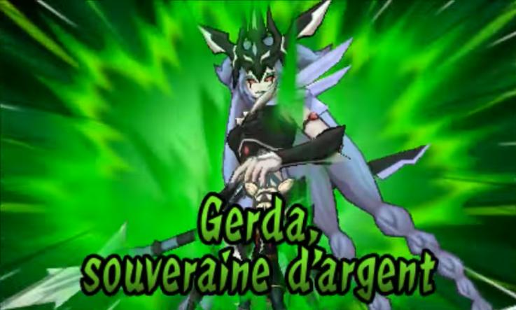 Gerda, Souveraine d'Argent