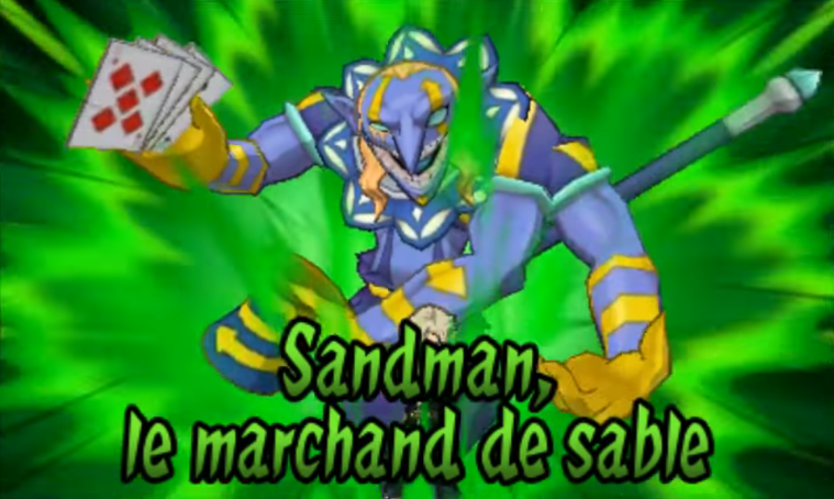 Sandman, Le Marchand de Sable