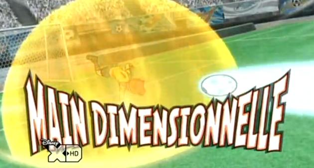 Main Dimensionnelle