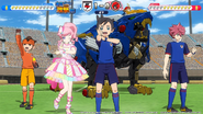 Inazuma Eleven AC - Personnages