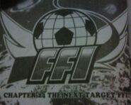 FFI logo in the manga