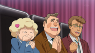 Babette, Firewill et Wintersea ravis de la victoire de Raimon