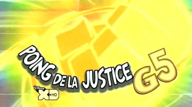 Poing de la Justice